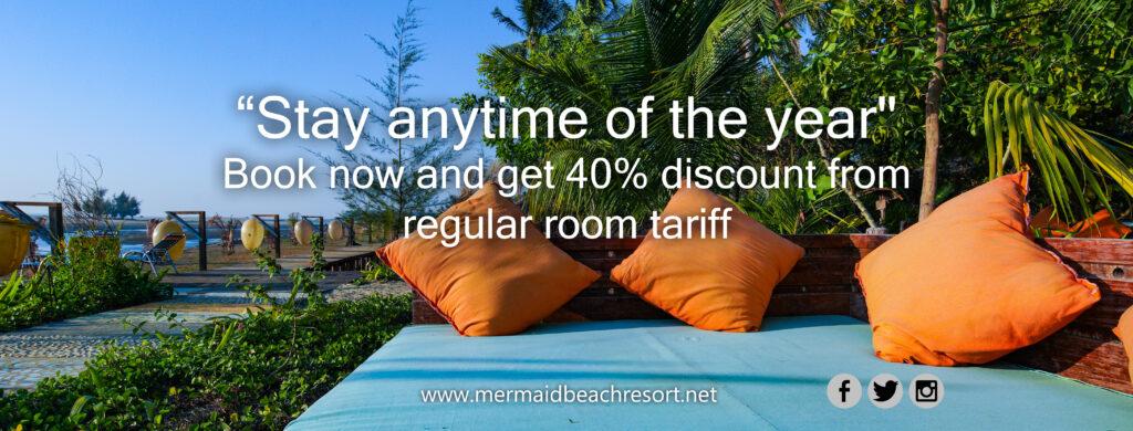 40% Discount is on!