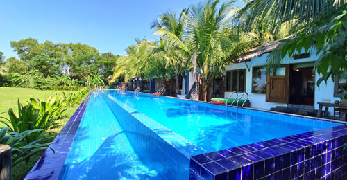 One Bedroom Pool Suites | BDT 36,179 | $425 (Per Night)