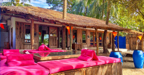 Blue Radio (Beach Villa With Living Room & Jacuzzi) | BDT 56,925 | $670 (Per Night)